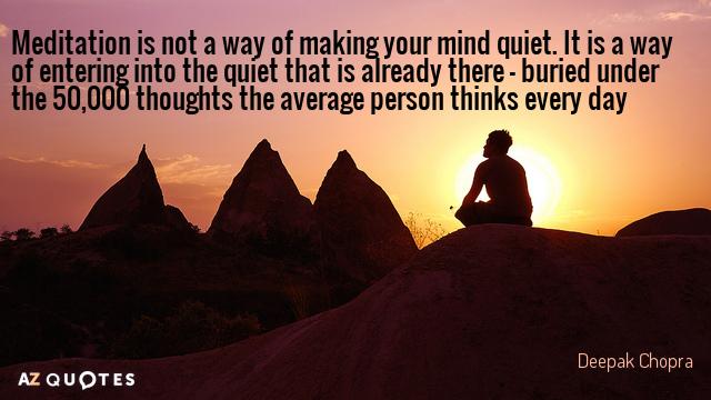 Deepak Chopra Quotes Magnificent Deepak Chopra Quotes About Yoga AZ Quotes