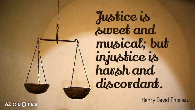 Henry David Thoreau Quotes About Injustice A Z Quotes