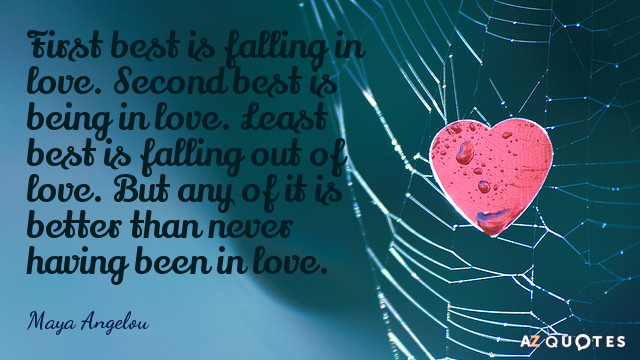 Being In Love Quotes Inspiration Top 25 Falling In Love Quotes Of 1000  Az Quotes
