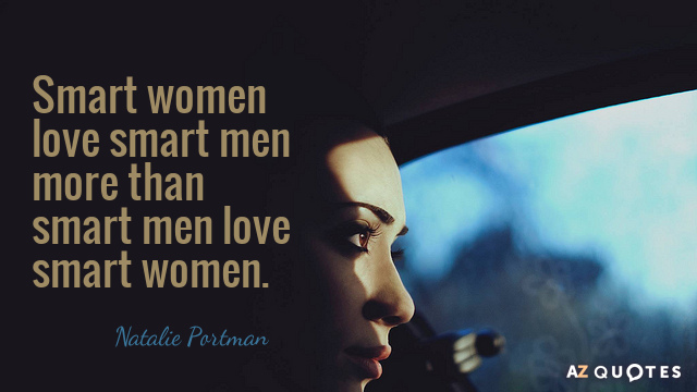 Top 25 Smart Women Quotes Of 61 A Z Quotes