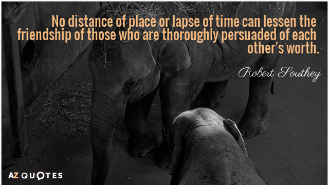 Quote About Distance And Friendship Unique Top 25 Long Distance Friendship Quotes  Az Quotes