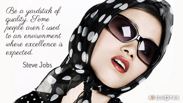 Steve Jobs Inspirational Quotes A Z Quotes