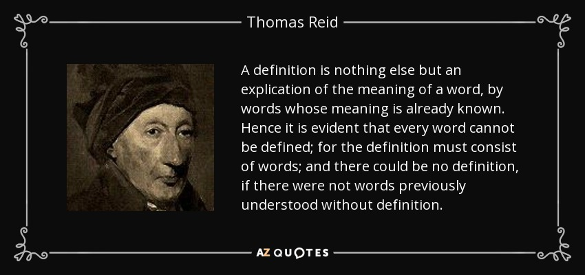 How do i quote a definition?