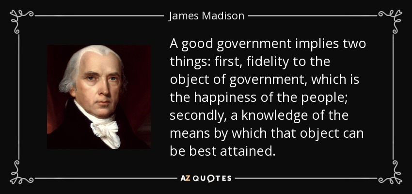 Comparing Benjamin Franklin And James Madison