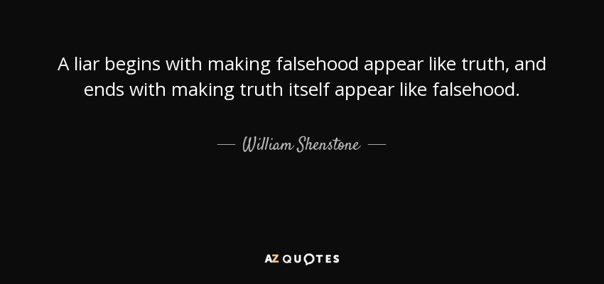 Liars Quotes TOP 25 LIARS QUOTES (of 842) | A Z Quotes Liars Quotes