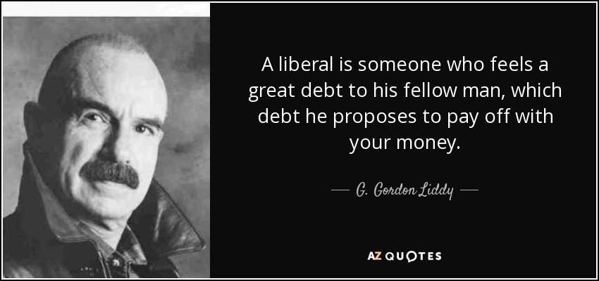 Gordon liddy quotes