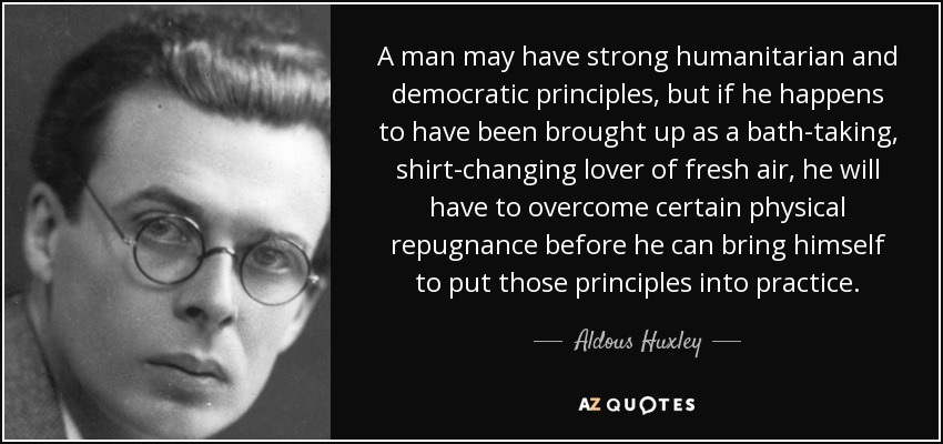 aldous huxley view on technology Aldous leonard huxley control our advancing technology instead of being controlled by it sir growalott 674 views 4:18.