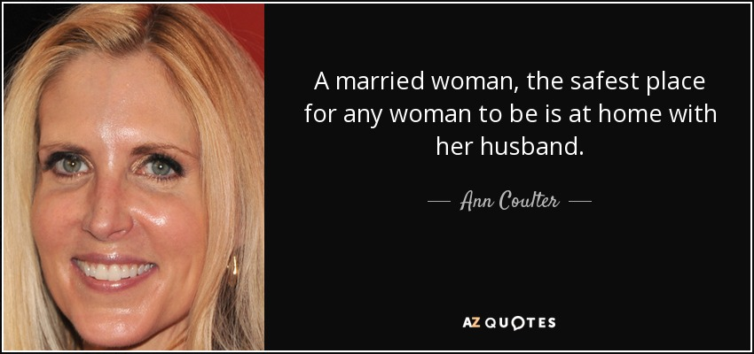 coulter single parents Ann coulter on single mothers  for once i agree with ann coulter these are the facts single parent households lead to all the problems she listed and the men who endorse the idea of single parent homes are fucking punks their endorsing feminism that's bullshit feminism is the problem.