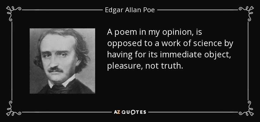 a look into the human side of edgar allan poe