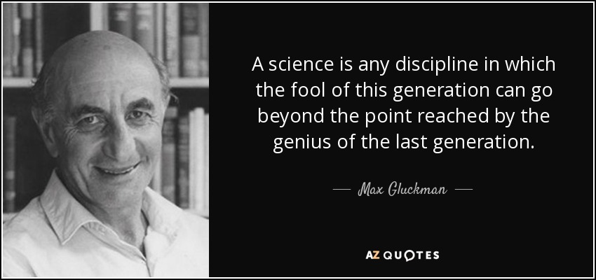 Quotes By Max Gluckman A Z Quotes