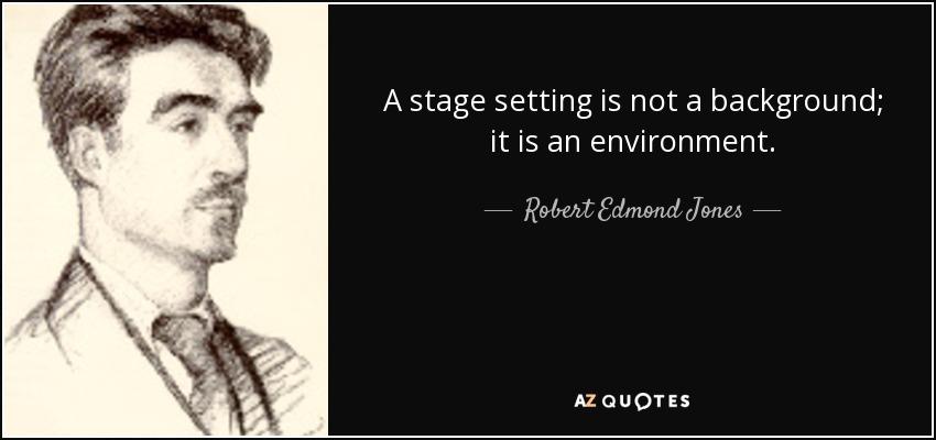 robert edmond jones
