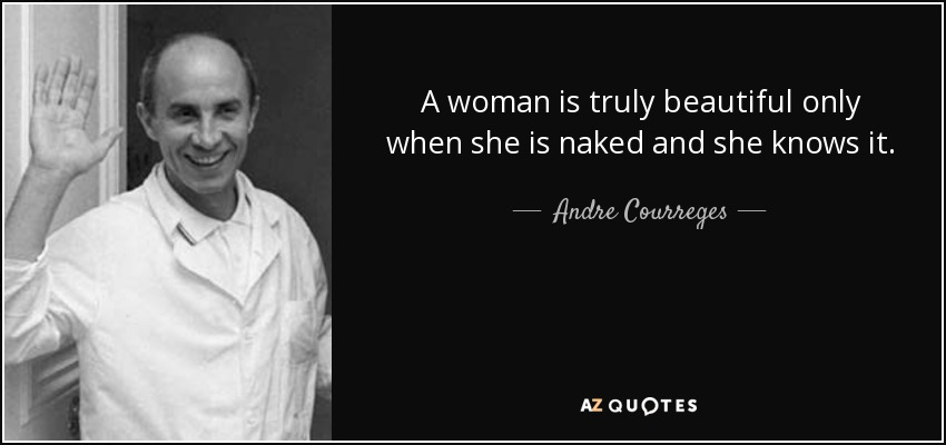 Image result for ANDRE COURREGES