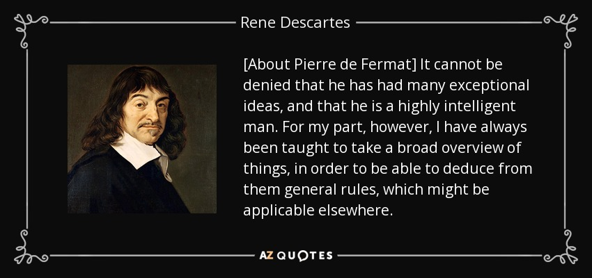 about pierre de fermat