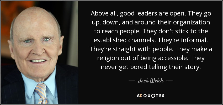 Jack Welch Quotes Top 25 Quotesjack Welch Of 254  Az Quotes