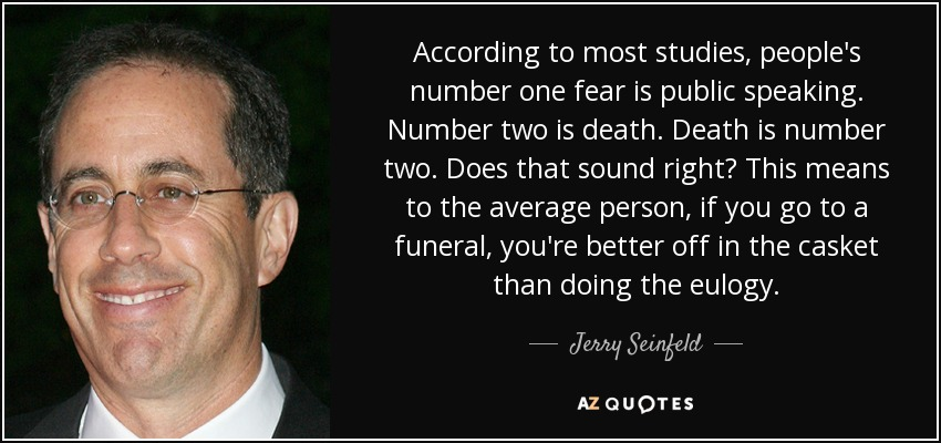Quotes About Public Speaking Fair Top 20 Fear Of Public Speaking Quotes  Az Quotes