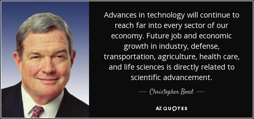 Should we continue to advance technology?