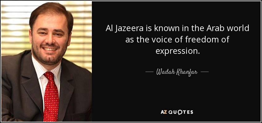 TOP 5 QUOTES BY WADAH KHANFAR | A-Z Quotes