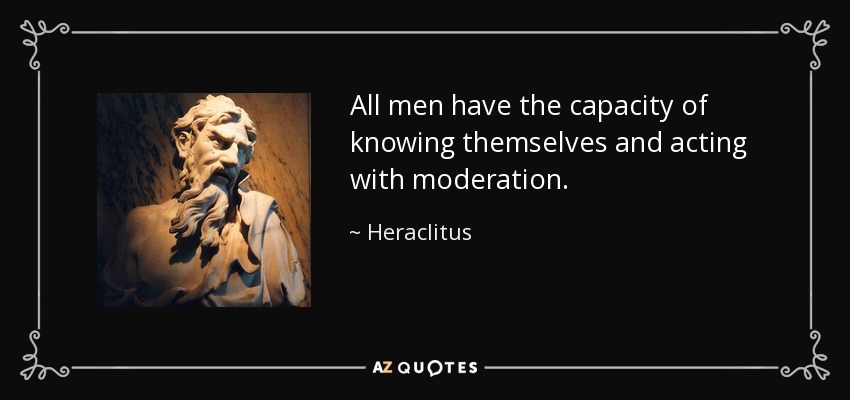 the story of heraclitus a man far ahead of his time