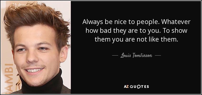 Louis Tomlinson Quotes 2015