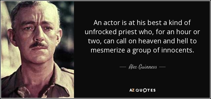 Az Quotes New Top 20 Quotesalec Guinness  Az Quotes