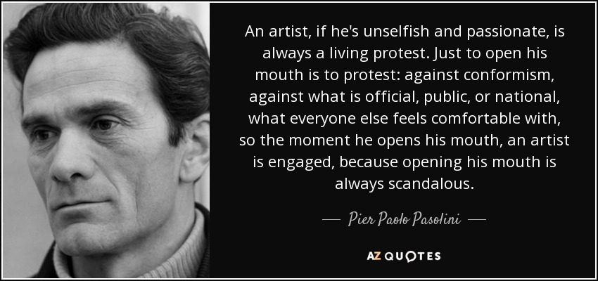 Image result for pasolini