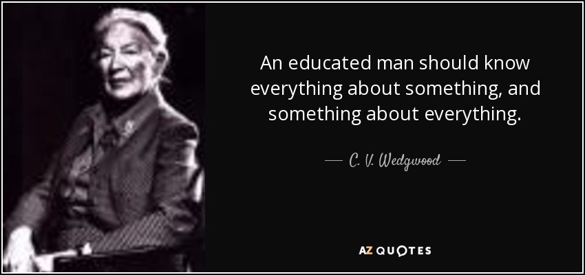 TOP 24 QUOTES BY C. V. WEDGWOOD | A Z Quotes