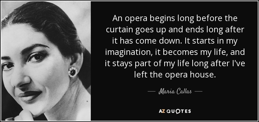 Opera Quotes Extraordinary Top 25 Opera Singers Quotes Of 64  Az Quotes
