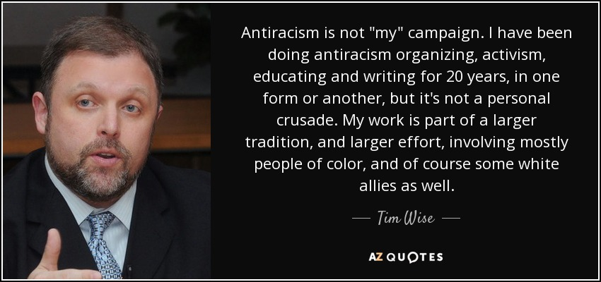 Antiracism is not