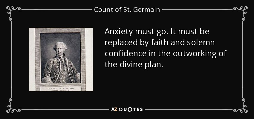 Count St Germain Quotes
