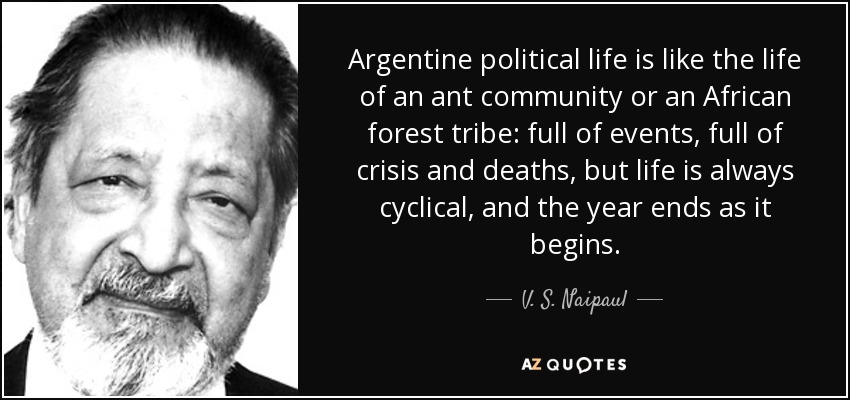 the life and works of v s naipaul