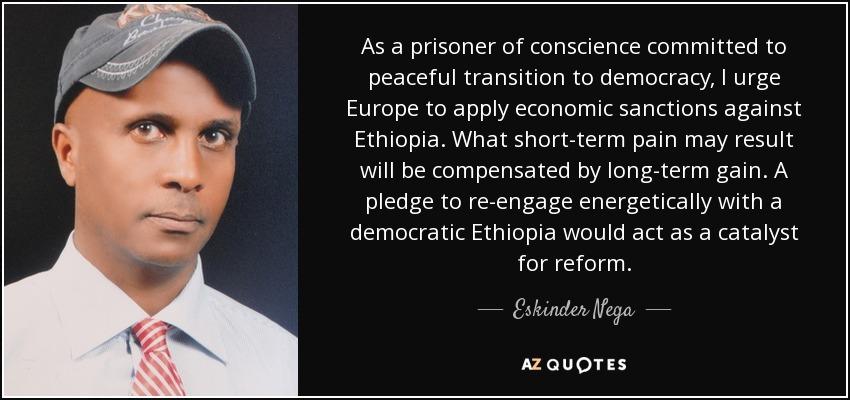 prisoner of conscience