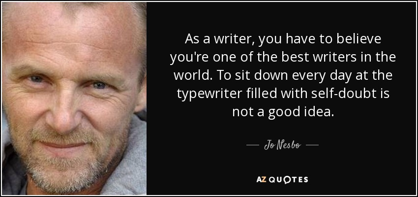 Worlds best writers
