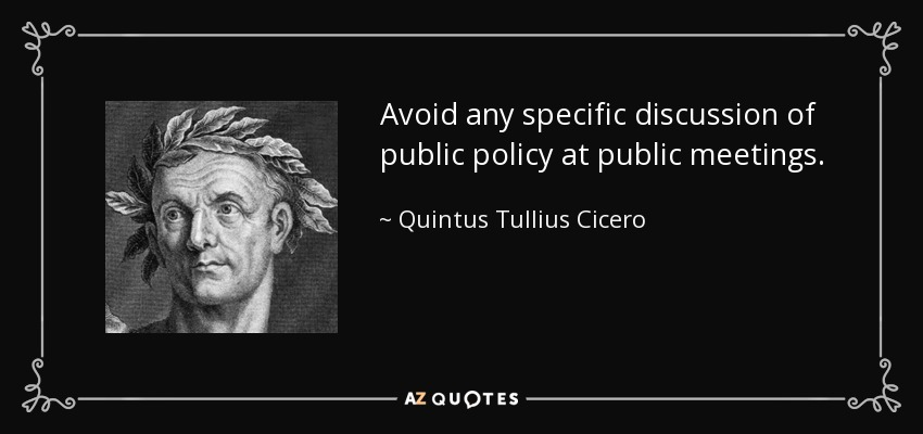 cicero and quintus Quintus tullius cicero quotes and sayings quotes by quintus tullius cicero may you find great value in these inspirational quintus tullius cicero quotes from my large datebase of inspiring quotes and sayings.