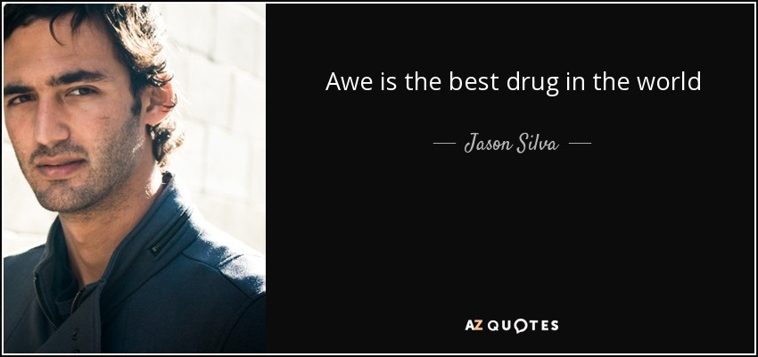 Jason silva awe