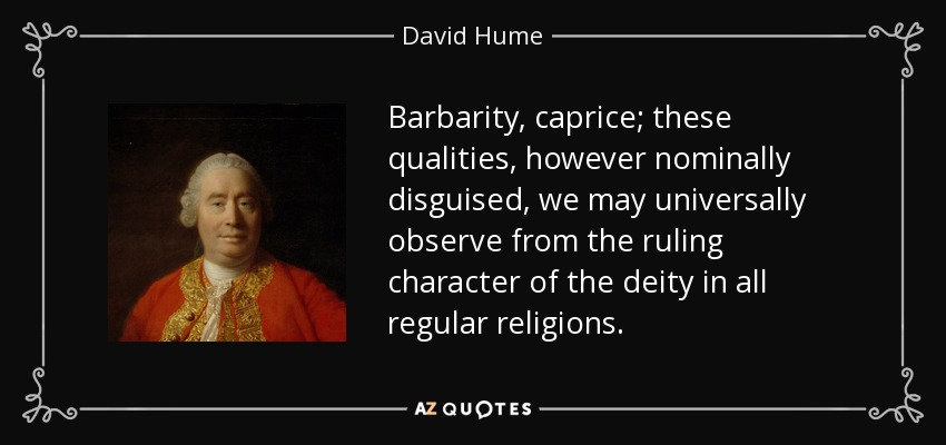 fact and relation of ideas in david humes inquiry concerning human understanding Inquiry concerning the human understanding collected in the philosophical works of david hume concerning matter of fact are founded on the relation of cause.