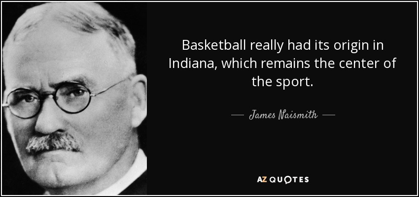 basketball and its inventor james naismith essay Sports essays - basketball physical education print the judge of the ball and decide when it is in play in dr james naismith, inventor of.