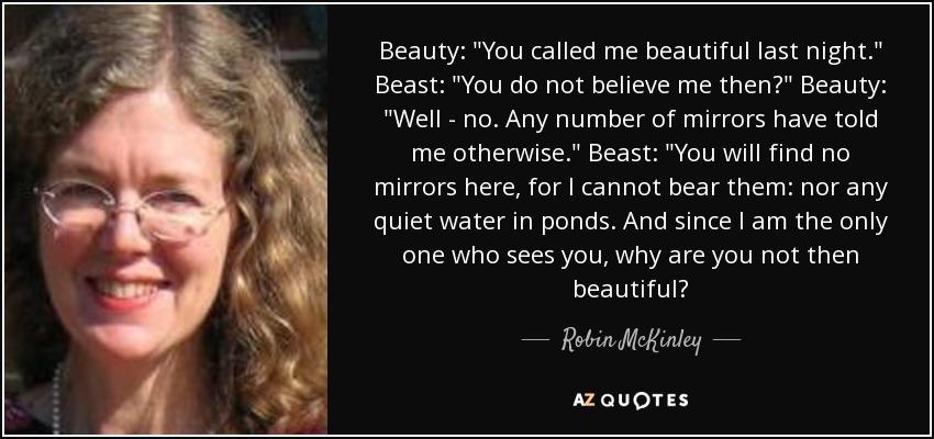 Beauty: