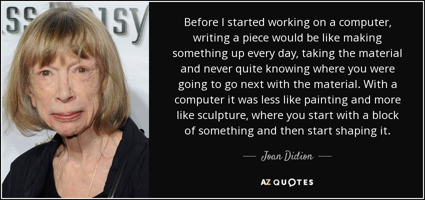 joan didion earthquakes Super iceberg + earthquake + tsunami + media: when geology gets joan didion, who lived and wrote super iceberg + earthquake + tsunami + media.
