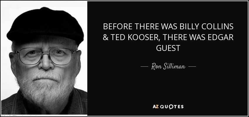 Ron Silliman quotes