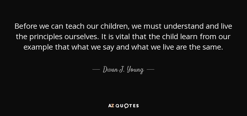 TOP 7 QUOTES BY DWAN J. YOUNG