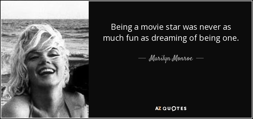 400 QUOTES BY MARILYN MONROE [PAGE - 5]