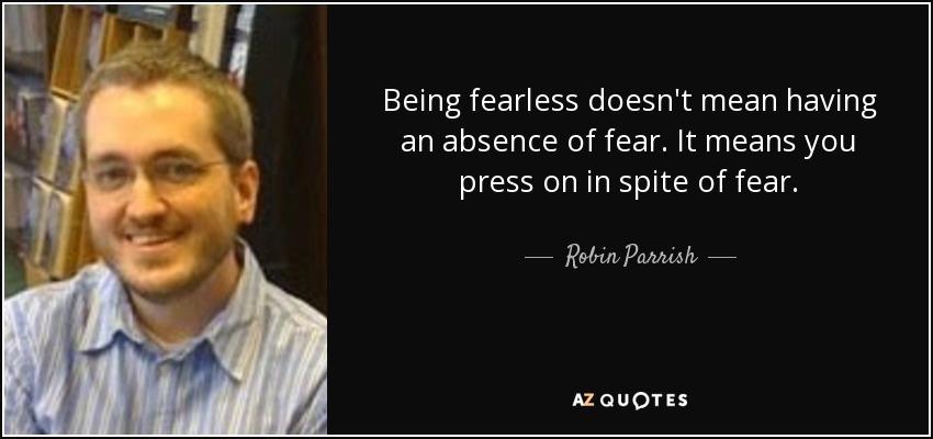 Fearless Fool