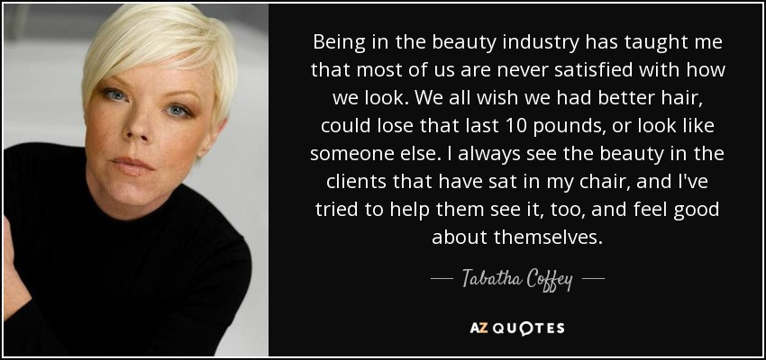 TOP 5 BEAUTY INDUSTRY QUOTES