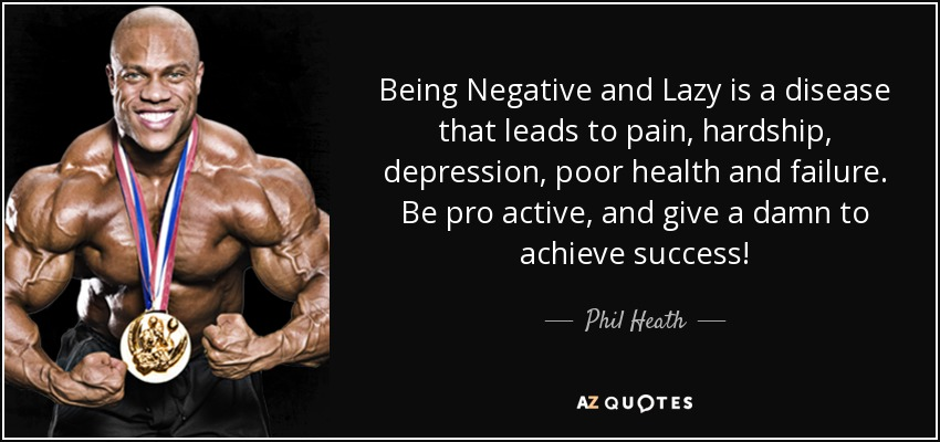 Phil Heath Quotes