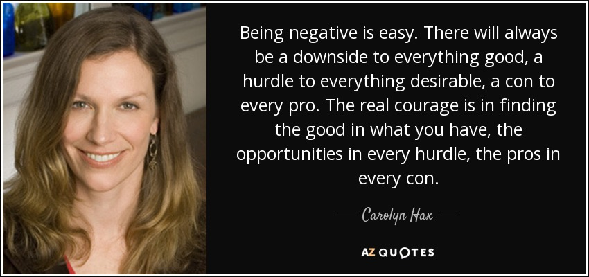 TOP 25 QUOTES BY CAROLYN HAX (of 57) | A-Z Quotes