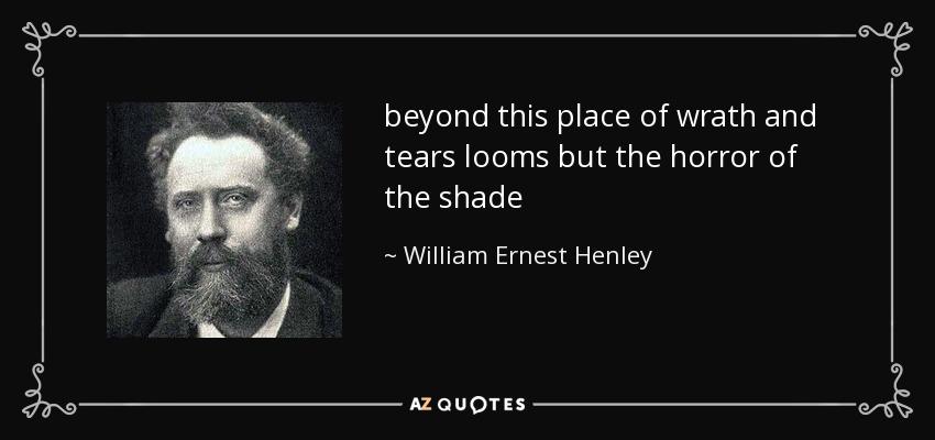 William Ernest Henley how did died