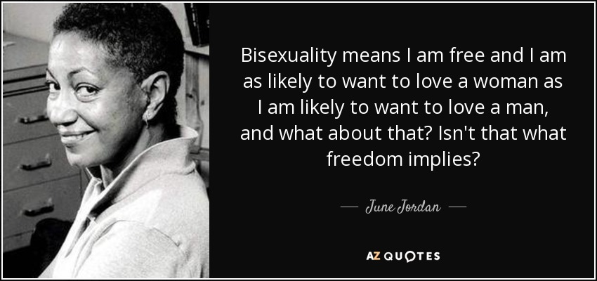 Quotes about bisexual people