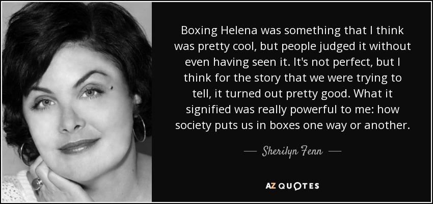 boxing helena reviews