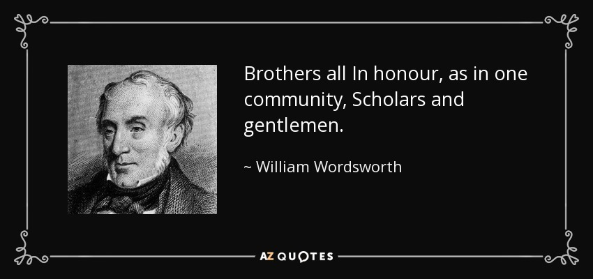 an analysis of the strength of a family in the poem of william wordsworths A character by william wordsworth i marvel how nature could ever find space for so many strange contrasts in one human face theres thought and no thought and theres paleness and bloom.