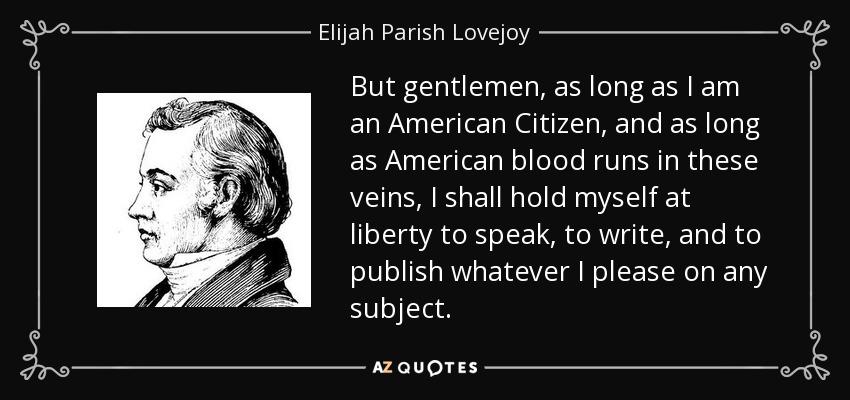 Alton, Illinois   Distilled History  Elijah Parish Lovejoy